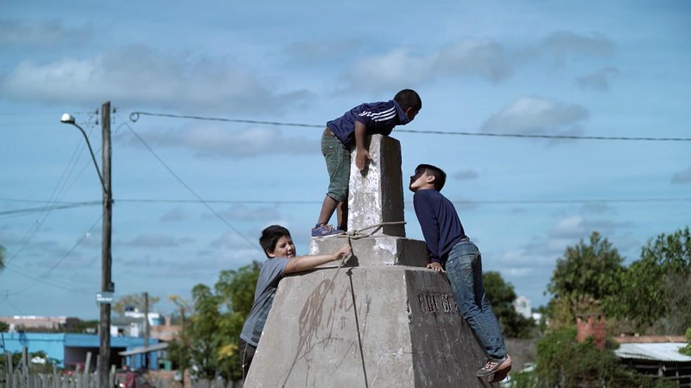 """""""Portuñol"""", documentário de Thais Fernandes, é um dos concorrentes da categoria de longas gaúchos — Foto: Divulgação/Festival de Cinema de Gramado"""