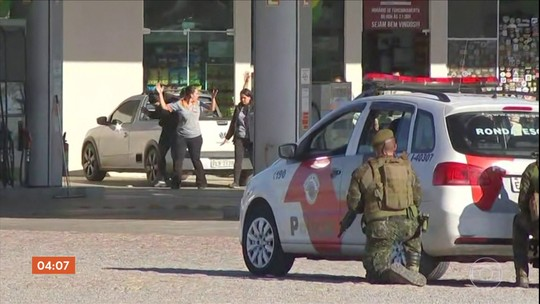 Justiça decreta prisão preventiva de bandidos que balearam policiais e fizeram reféns em restaurante