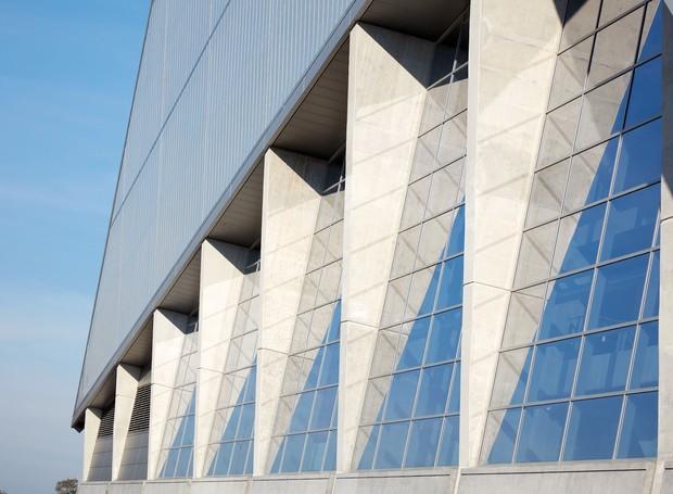 Mercedes-Benz Stadium   HOK   Atlanta GA                                (Foto: Photo: Bruce Damonte)