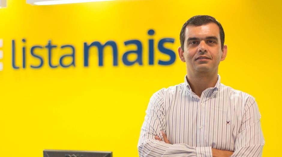 João Paulo Gonçalves é CEO da Lista Mais (Foto: Divulgação)