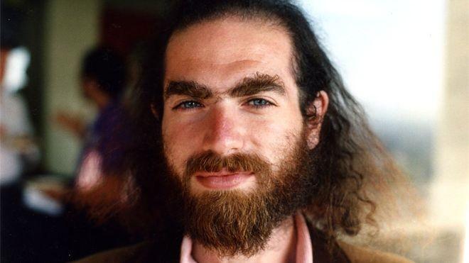 Grigori Perelman, em foto antiga; matemático russo é considerado tão brilhante quanto recluso (Foto: BBC)