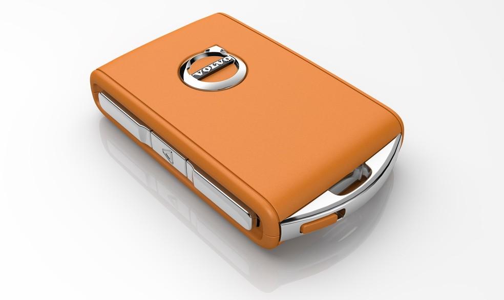 Care Key da Volvo — Foto: Divulgação/Volvo