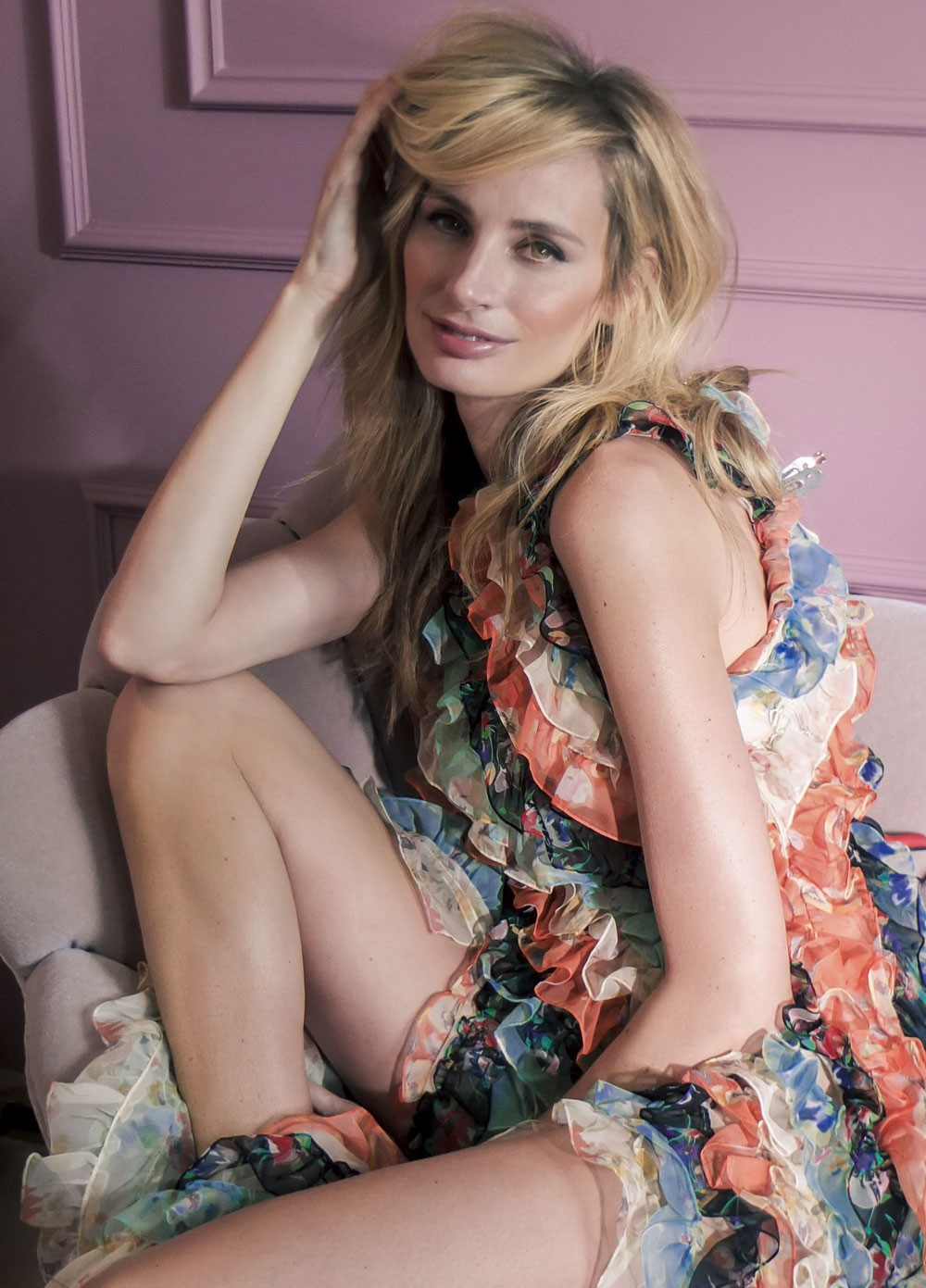 Lauren Santo Domingo (Foto: Jacques Burga)