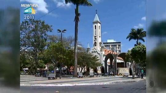 Memória MGTV: reportagem de 2011 conta a história da cidade de Viçosa