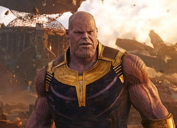 Thanos, o vilão de Guerra Infinita (Foto: Reprodução)
