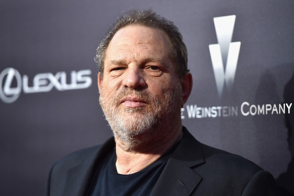 O produtor Harvey Weinstein (Foto: Getty Images)