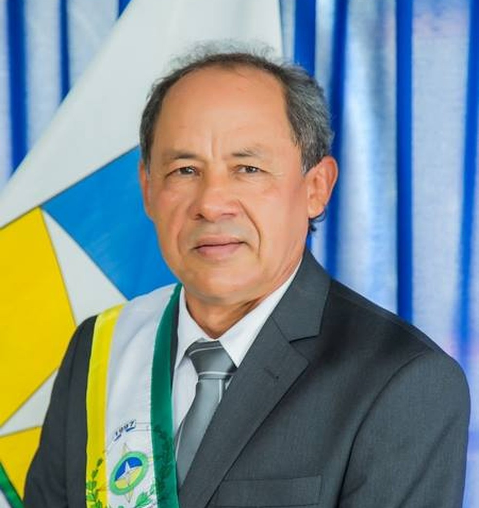 Ivanildo Paiva (PRB), prefeito de Davinopólis é encontrado morto no Maranhão — Foto: Divulgação/Prefeitura Municipal de Davinopólis