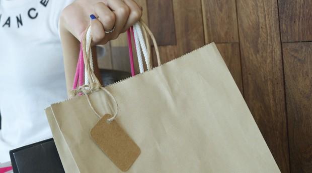 compras, sacolas, consumo (Foto: Reprodução/Pexels)