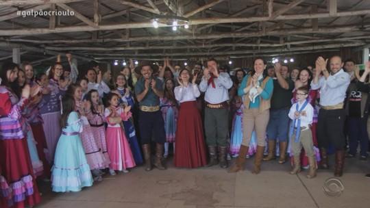 CTG Rodeio da Querência, de Campinas do Sul, é o vencedor do Meu Galpão de Cara Nova