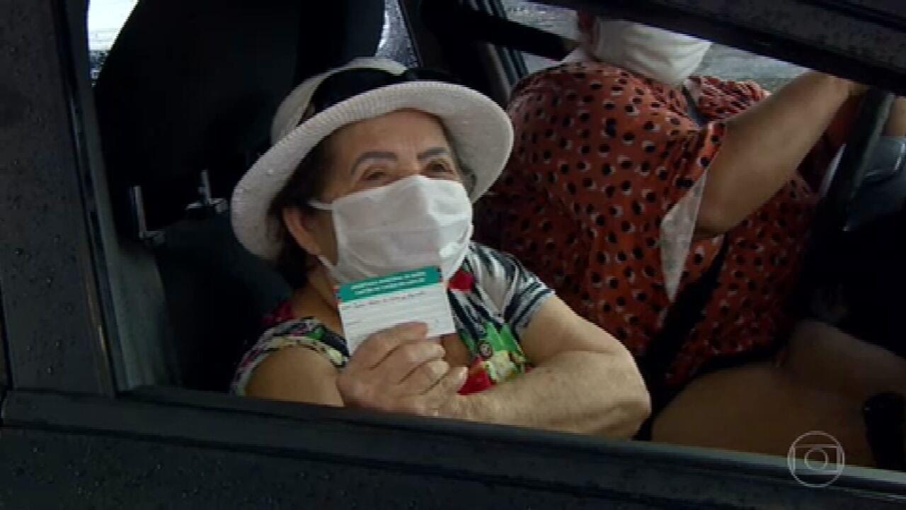 Justiça autoriza distribuição da vacina Oxford Astrazeneca, em Manaus