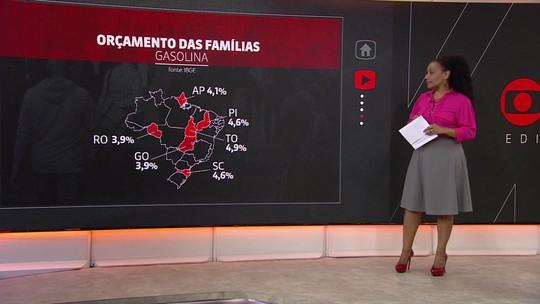 Orçamento das famílias: alimentação pesa no Piauí, Sergipe e Amapá
