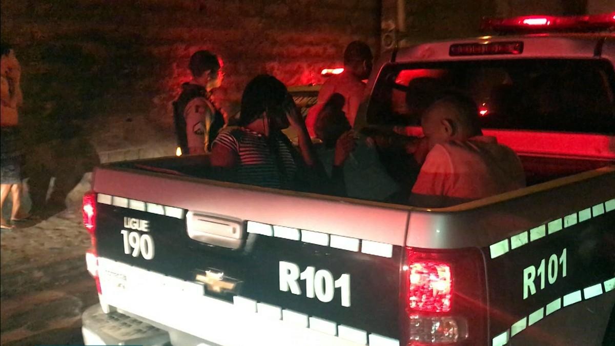 Tiroteio em comunidade deixa três pessoas feridas em João Pessoa, diz polícia