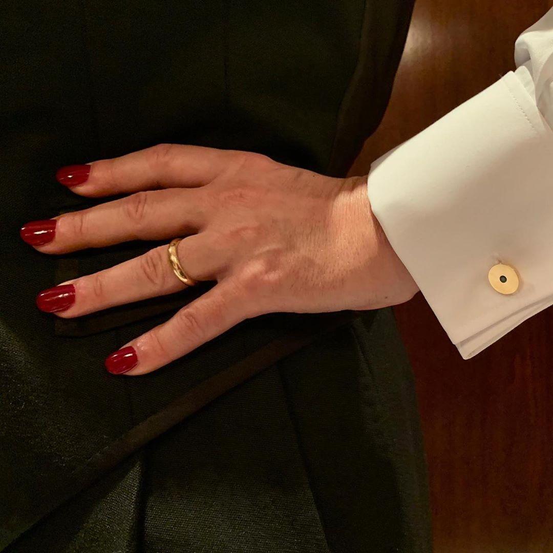 As unhas de Marc Jacobs (Foto: Instagram/ Reprodução)