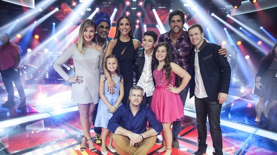 'The Voice Kids' e 'Malhação' concorrem ao Emmy Kids 2017