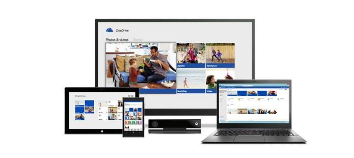 Disponível para Windows 7, 8, Android, iOS, MacOS e Windows Phone, o OneDrive é agora um serviço de nuvem completo (Foto: Divulgação/Microsoft)