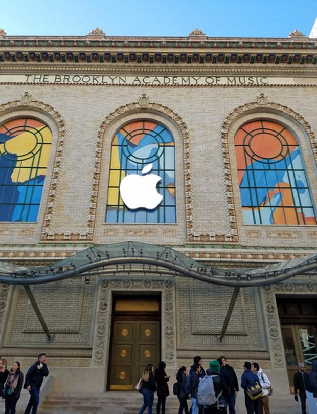 Apple anuncia novidades em evento em Nova York (Foto: Roberta Malta)
