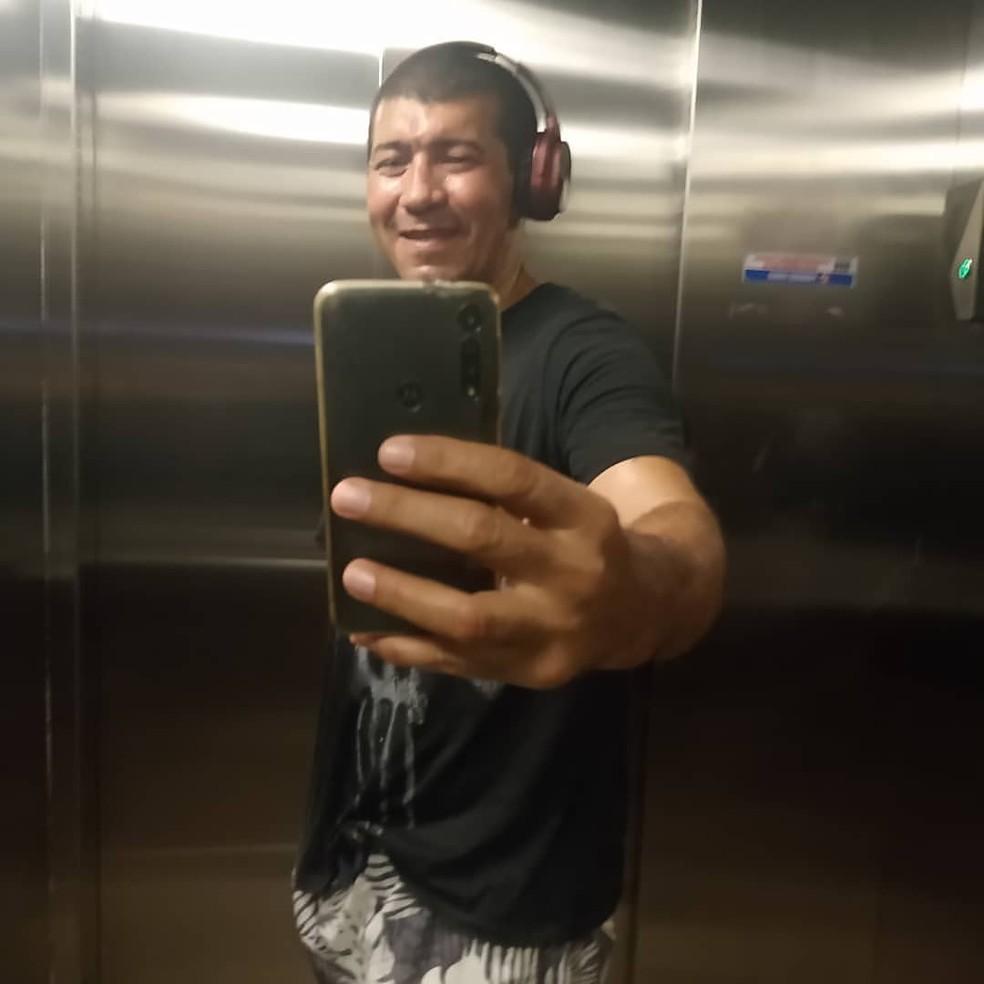Advogado Jefferson Moura Costa foi preso pelo estupro de uma faxineira em Teresina. — Foto: Reprodução/Redes sociais