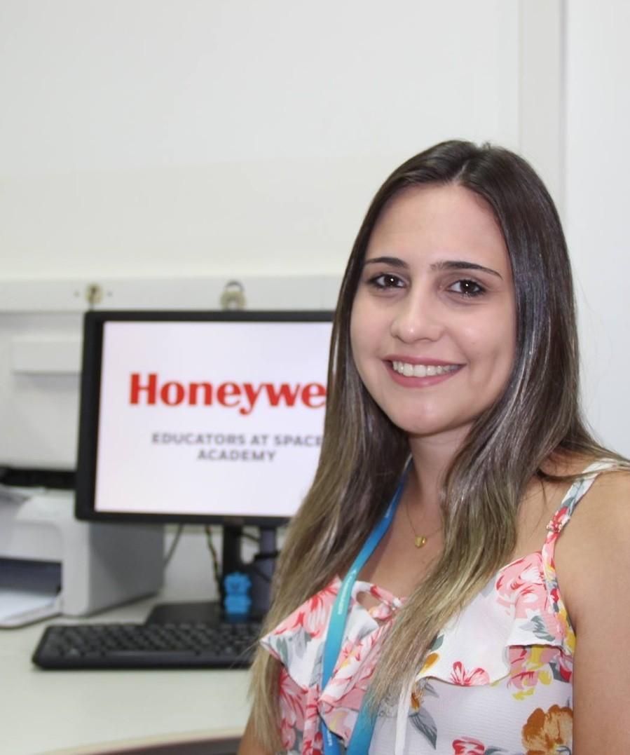 Amanda, professora (Foto: Divulgação)
