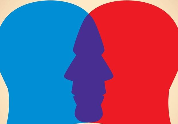 Estudo verificou mudanças de posicionamento diante de pautas associadas a democratas e republicanos (Foto: Getty Images via BBC)