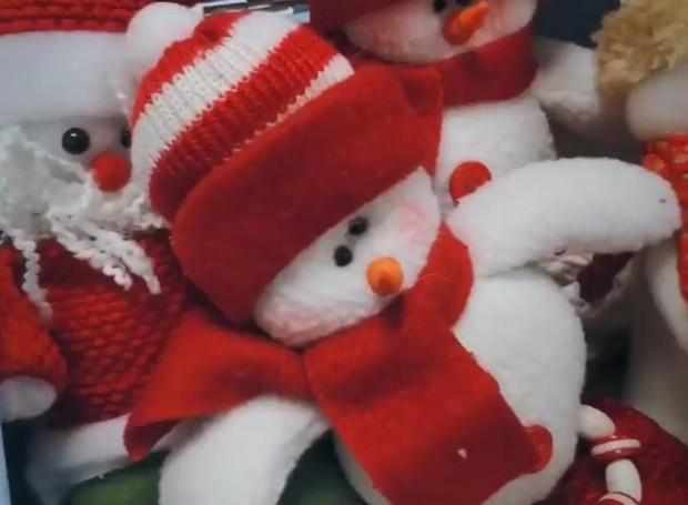 Youtubers se reúnem para amigo secreto de Natal (Foto: Instagram/ Reprodução)