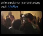 Quinto episódio de 'As five' repercurtiu nas redes | Reprodução/ Twitter