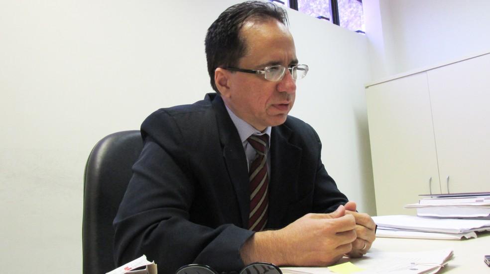 Procurador da república Kelston Lages — Foto: Catarina Costa / G1