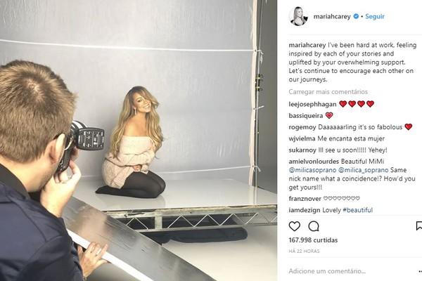 Mariah_carey_2 (Foto: Reprodução/Instagram)