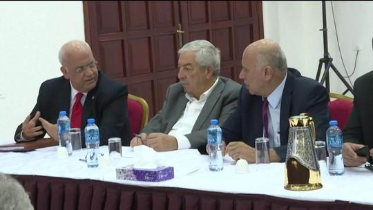 Palestina anuncia suspensão de todos os acordos com Israel
