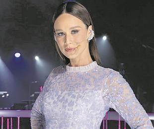 Mariana Ximenes no 'The masked singer Brasil' | Kelly Fuzaro/Globo