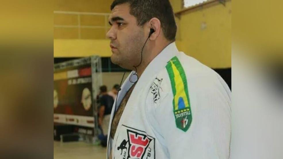 Marcão morreu nesta sexta-feira (26) no HRBA em Santarém — Foto: Reprodução/Redes sociais