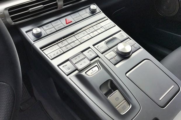 Hyundai Nexo 2019 (Foto: Diogo de Oliveira/Autoesporte)