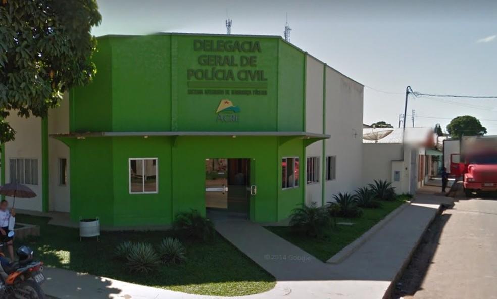 Adolescente suspeito de estuprar menino de seis anos é apreendido no interior do Acre — Foto: Reprodução/Google Street View