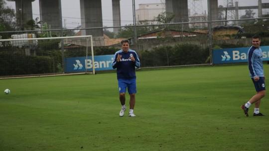 Foto: (Tomás Hammes/GloboEsporte.com)