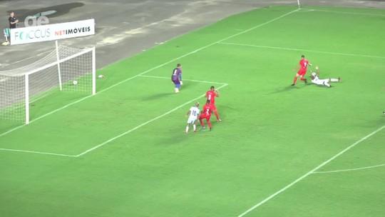 Vitória-ES x Real Noroeste - Campeonato Capixaba 2019 - globoesporte.com