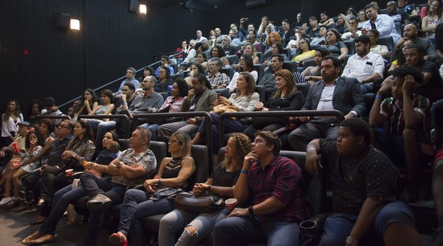 Sala do Ponto Cine (Foto: Divulgação)