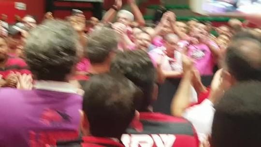 Chapa de oposição vence eleição, e Rodolfo Landim é o novo presidente do Flamengo