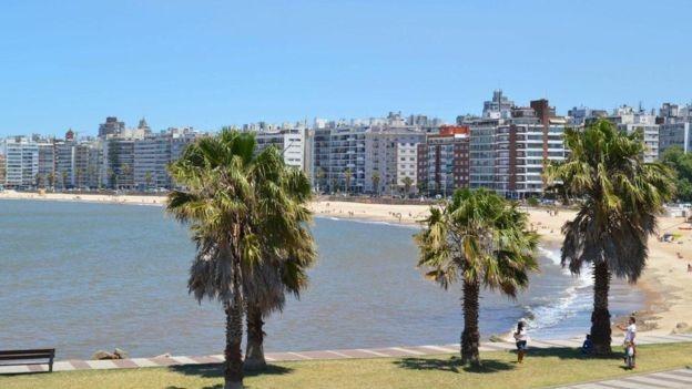 O Uruguai é considerado um dos destinos mais éticos devido a suas políticas sociais e ambientais (Foto: Alamy/ Via BBC)