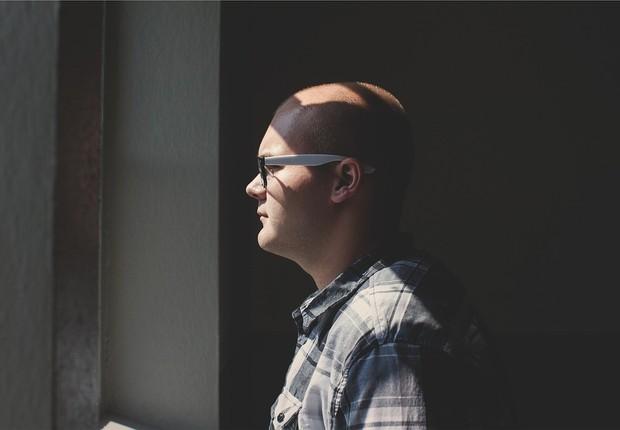 Calvo - calvície - careca - reflexão - trabalho - sossego (Foto: StockSnap/Pixabay)
