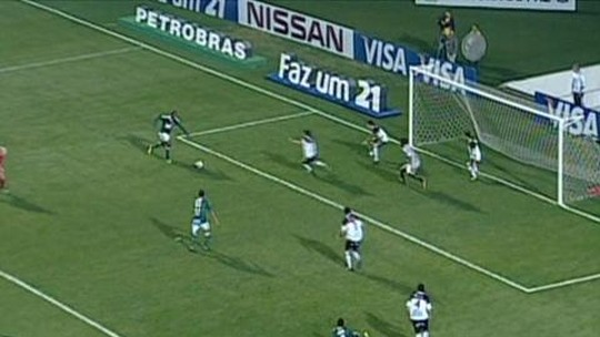 Felipão e Pacaembu: passagem anterior pelo Palmeiras teve vaga épica e quedas