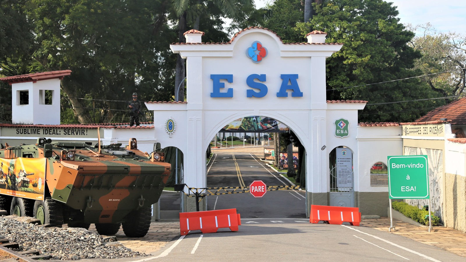 Escola de Sargentos das Armas será transferida de Três Corações para Pernambuco