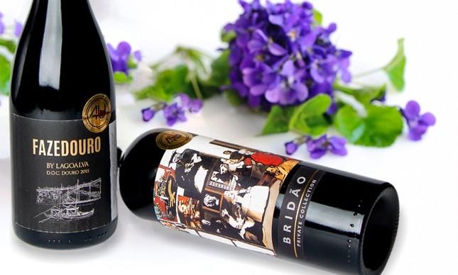 Fazedouro e Bridão: vinhos da 4U Wine