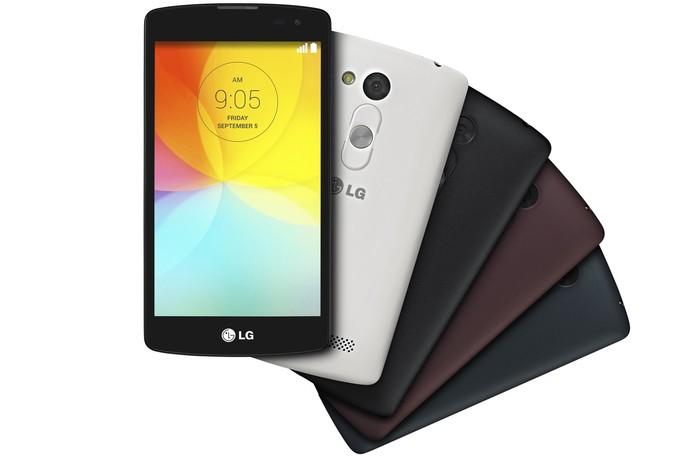 LG L Fino (Foto: Divulgação/LG)