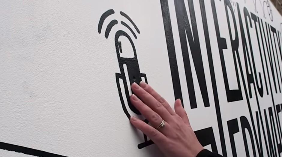 Tinta Condutora (Foto: Reprodução/ YouTube)