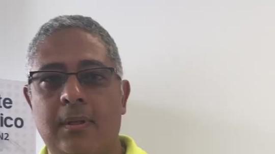 Médico fala como foi desfile de Arlindo Cruz pela X-9 Paulsitana