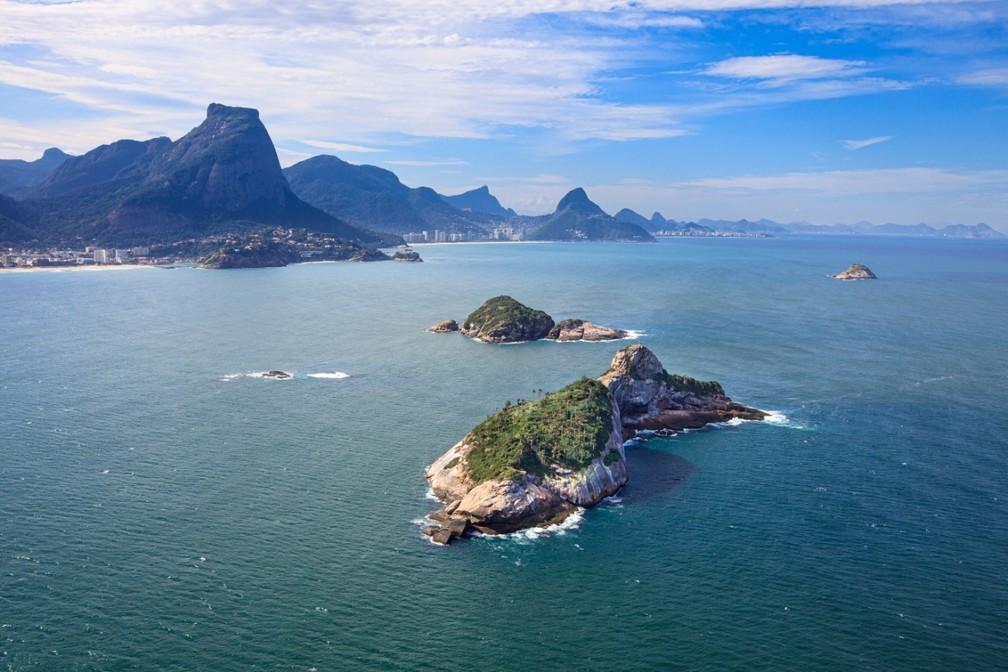 Ilhas do Rio  — Foto: Áthila Bertoncini