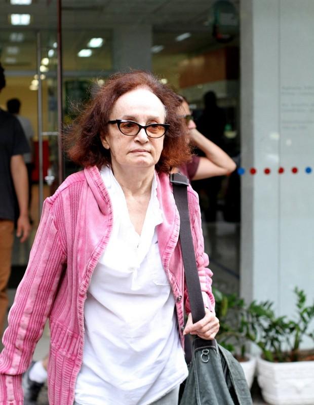 Joana Fomm (Foto: Daniel Delmiro/AgNews)