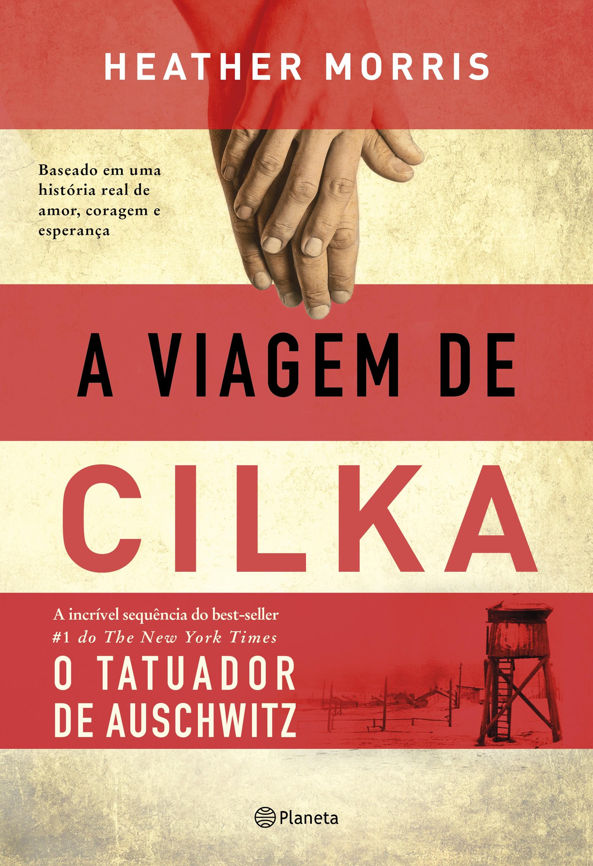 """Livro """"A Viagem de Cilka"""", lançado no Brasil pela Editora Planeta (Foto: Divulgação)"""