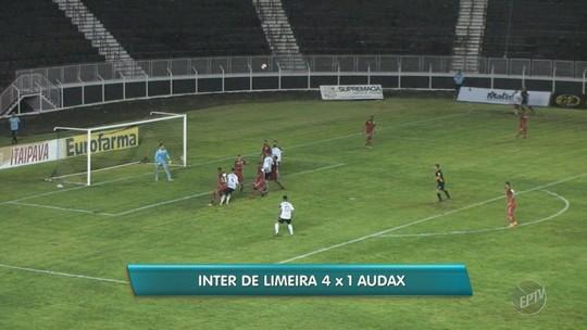 Vallim admite surpresa com goleada da Inter de Limeira na estreia da Série A2