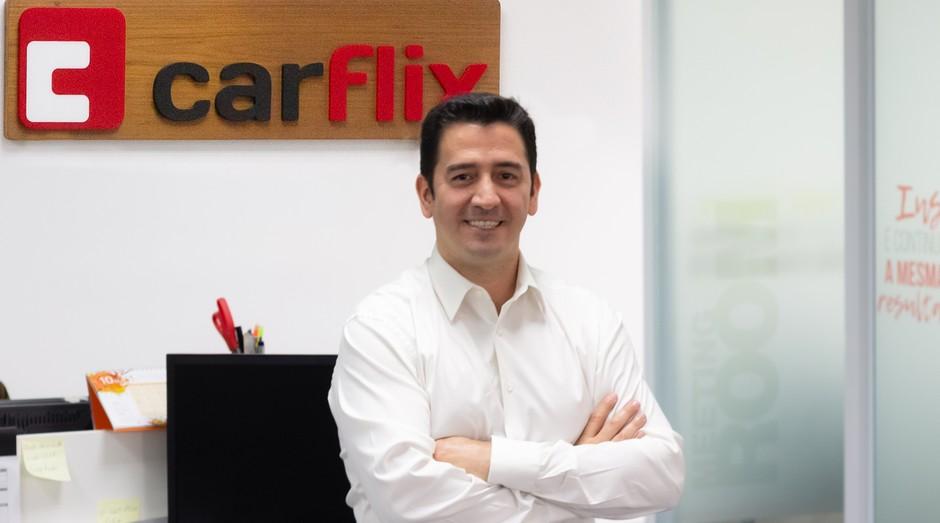 Fábio Pinto, fundador da Carflix (Foto: Divulgação)
