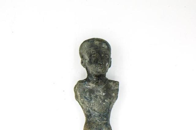 Segue o resgate do Museu Nacional com a recuperação de peça única de faraó